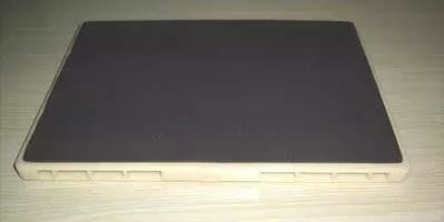 【黑帶可複用拳道擊破板-塑膠+EVA-31*23*2.0cm-1套/組】黑帶踢 紅帶跆拳道訓練膠板-56045