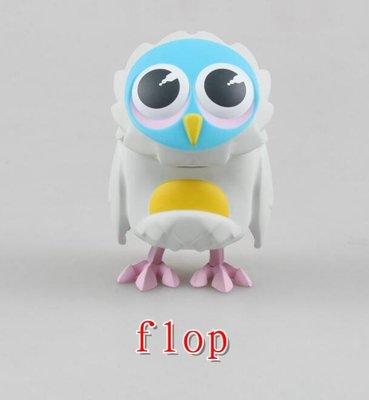 囧& 貓頭鷹 Coarsetoys Omen 3.5寸貓頭鷹系列 9#flop 盒裝手辦