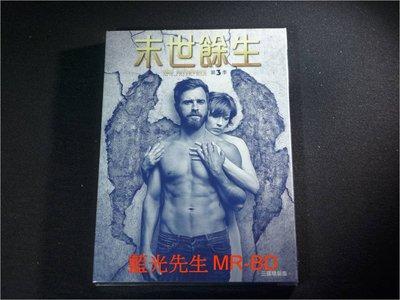 [DVD] - 末世餘生 : 第三季 Leftovers 三碟精裝版 ( 得利公司貨 )