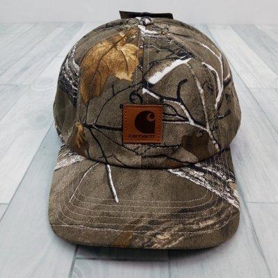 7502 EC1 Carhartt 純棉 經典帽 老帽 鴨舌帽 復古 經典皮標 兩用帽 生存遊戲