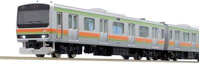 tomix JR E231-3000系通勤電車(川越・八高線)列車 4-7個工作天