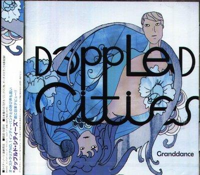 K - DAPPLED CITIES - Granddance - 日版 +4BONUS - NEW