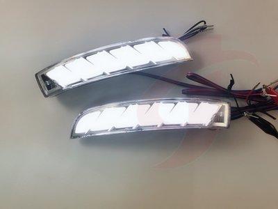 金強車業FORD KUGA 2012原廠部品 後視鏡流水燈 跑馬燈 方向燈 小燈 定位燈 序列式