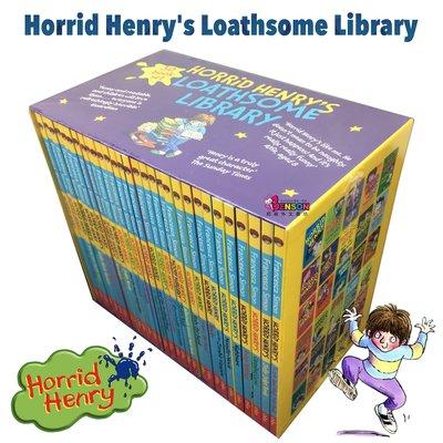 [邦森外文書] Horrid Henry's Loathsome Library 搗蛋鬼亨利的搞怪圖書館