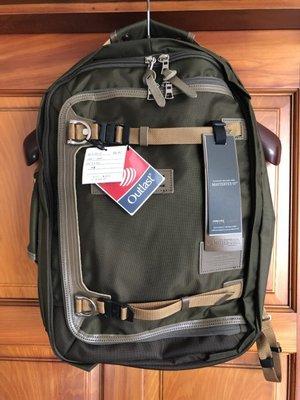 全新 日本製 MASTER-PIECE POTENTIAL V2 BACKPACK 綠色兩用背包,公事包  現況如圖