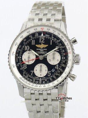 *台北腕錶* Breitling 百年靈 Navitimer 01 航空 計時錶 太陽的後裔 宋仲基 最愛 152471