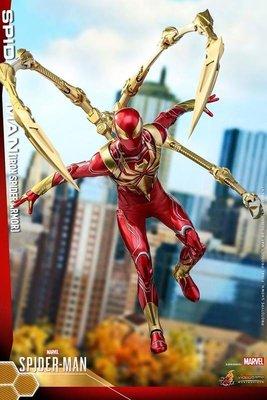 《瘋樂模玩》預購 20年第三季 野獸國 Hot Toys VGM38 鋼鐵蜘蛛人 訂金1500尾款6200 人氣商品