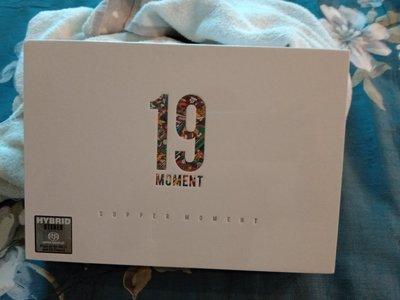 香港超級天團 Supper Moment 19 雙CD(SACD) 大重量包裝