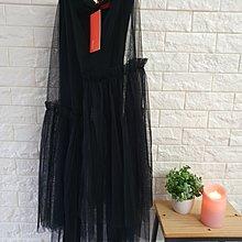 iROO 兩式件內搭褲造型紗裙 紗裙 內搭褲 可分開穿 全新