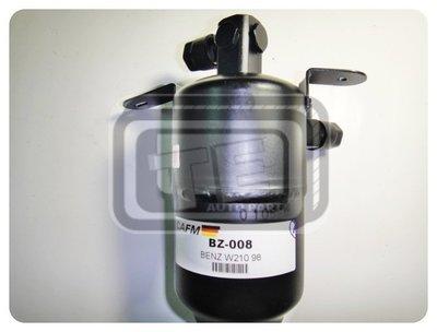 【TE汽配通】Benz 賓士 W210 E系列 冷氣 乾燥瓶 黑干 無洩壓閥 進口件