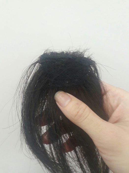 真髮增蓬髮片