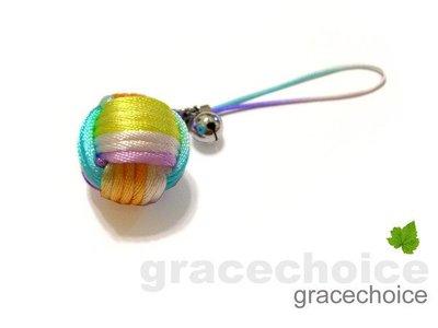 風姿綽約--吉祥鈴手機吊飾(A033)~ 贈送外國朋友的好禮~ 有四種顏色可選擇