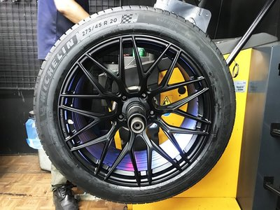 CS車宮車業 輪胎 PS4 SUV 275/45/20 MICHELIN 米其林服務中心 20吋 米其林輪胎