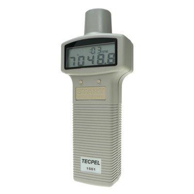 【電子超商】泰仕 TES RM-1500 數位式轉速計Digital Tachometer 含稅 免運費