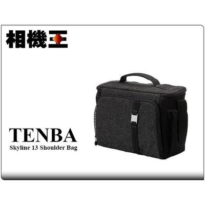 ☆相機王☆Tenba Skyline 13 Shoulder Bag 側背包 相機包 黑色 (5)