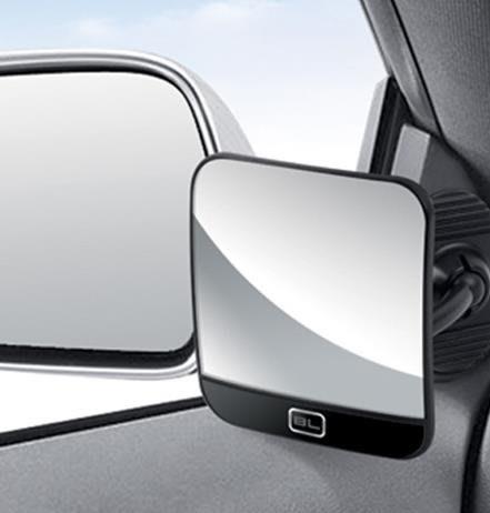 汽車廣角鏡 韓國Fouring車用后視鏡后輪盲區鏡汽車倒車變道輔助鏡廣角小圓鏡CXZJ