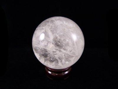 【寶峻鹽燈】特價~天然白水晶球, 水晶之王 WB 直徑8-9cm 水晶之王供佛靈修 圓滿 避邪鎮宅風水球 實品拍攝任選