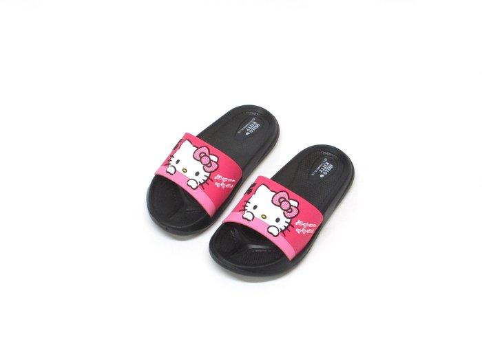 【819276 】☆.╮莎拉公主❤超可愛~ Hello Kitty 凱蒂貓  女童果凍鞋/女童拖鞋15~22 CM