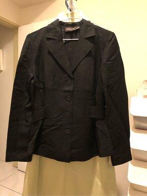正品全新EPISODE 休閒質感外套上衣(黑6)...特價出清