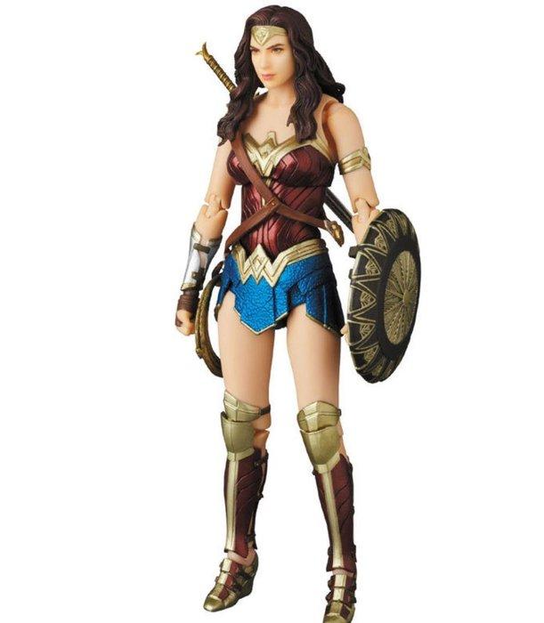 【AVANTER】代購 神力女超人 MAFEX 048 電影版 盒裝 可動 模型 玩具 擺件 現貨+預購款