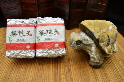 【茶院子】茶農自產自銷【凍頂烏龍輕焙火茶(3分火)】