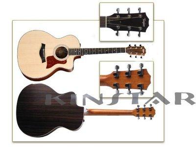 【金聲樂器】 TAYLOR 214ce 美國品牌手工單板吉他 (另有 TAYLOR 214 , 214e )