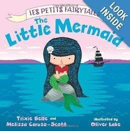 * 英文繪本 / 英文童書 * THE LITTLE MERMAID: LES PETITS FAIRYTALES 適合幼兒的小童話繪本 [小美人魚]