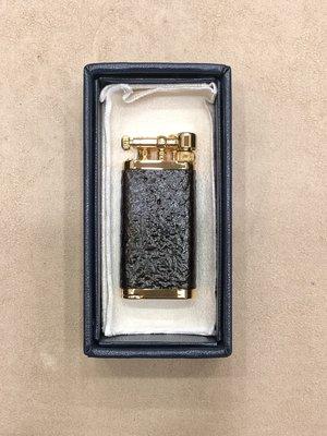 CORONA 黑木紋煙斗打火機
