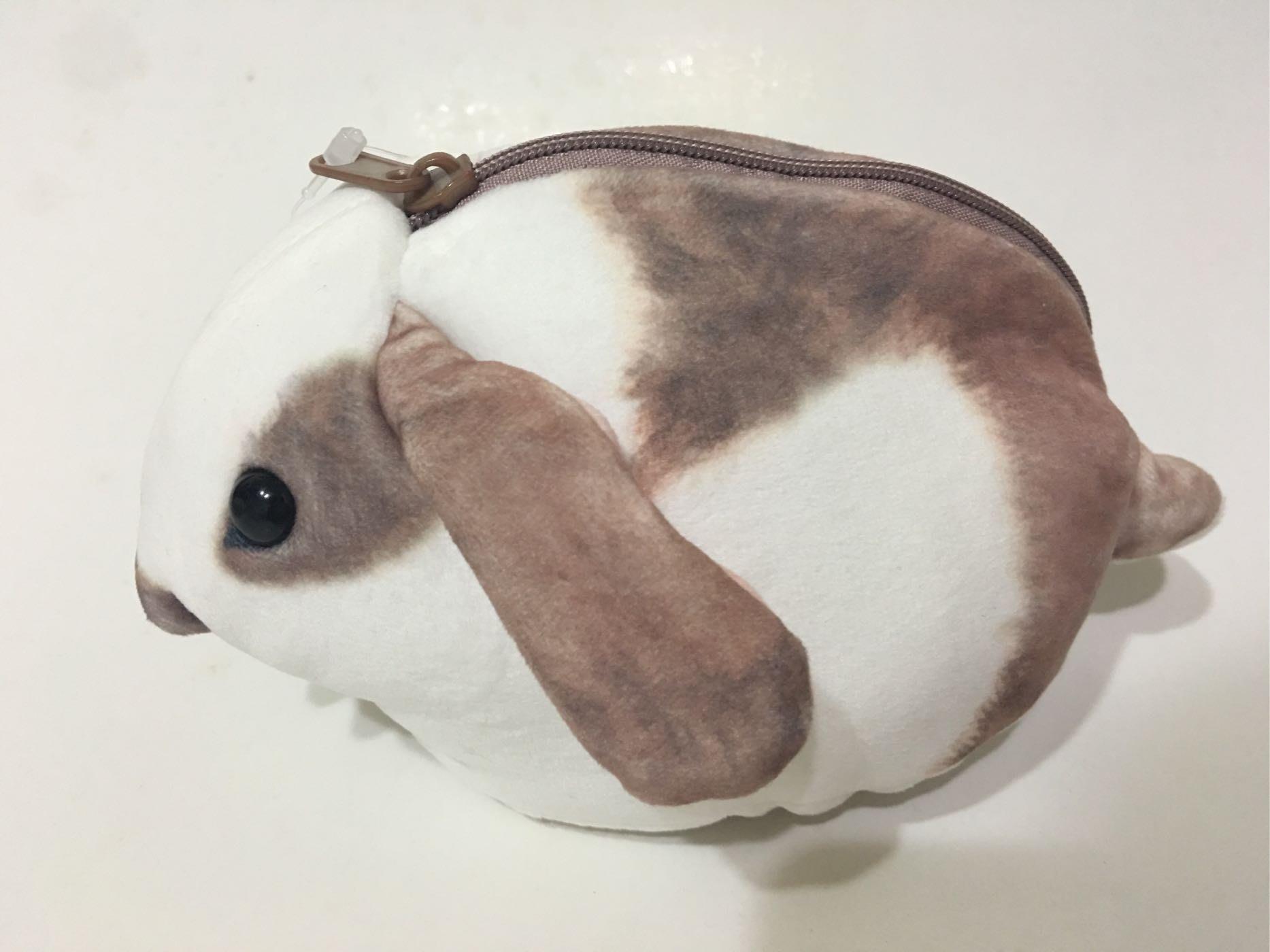 日本代購 垂耳兔 化妝包 現貨一個
