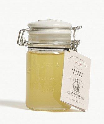 [要預購]英國代購 英國CARTWRIGHT&BUTLER 罐裝金合歡蜂蜜 300g