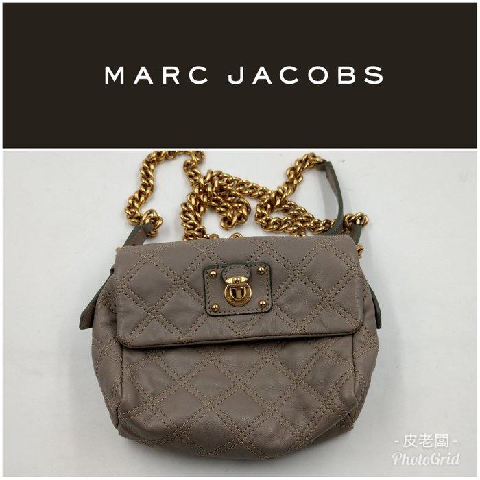 【皮老闆】2980起標 二手真品 美國精品 Marc Jacobs 小包 肩背包 斜背包  I3