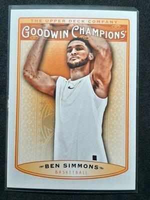 Ben Simmons 2019 Goodwin Champions