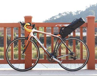 wheelup自行車包尾包 山地車後座包防水包單車配件工具包腳踏車 反光收納包