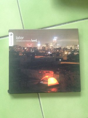 (絕版)Seamless/Highnote-Later: Compiled And Mixed By Bent