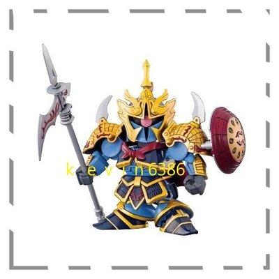 東京都-非紅色異端-SD鋼彈-BB戰士-三國傳-真 胡軫 (004) 現貨