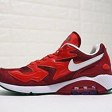 D-BOX  Nike Air Max 180 OG 紅白綠 運動鞋 經典 復古 百搭