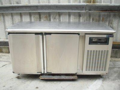 元昌     五尺氣冷式為冷藏工作台冰箱