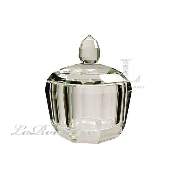 【芮洛蔓 La Romance】璀璨水晶 - 水晶置物盒 (十二邊) / 珠寶盒