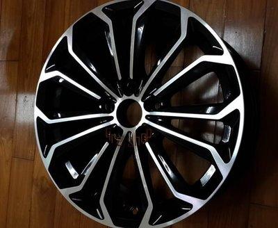 ╭☆輪鋪☆╯(全新)TOYOTA / 2014 ALTIS 原廠款式鋁圈 17吋5孔100 (WISH)