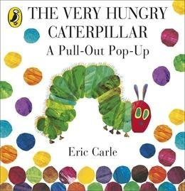 「faye藏書 / 英文童書買1送1」看 The Very Hungry Caterpillar 送 Mr.Tickle