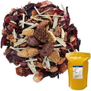 覆盆子萊姆茶(三角立體茶包) 5g*100入/包--【良鎂咖啡精品館】