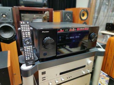 PIONEER VSX LX55 590瓦超重量級旗艦7.2 聲道 HDMI 世界級認證THX雙D解碼 多功能環繞擴大機