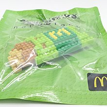Nanoblock McDonald's Fook Icons Apple Pie 麥當奴蘋果批