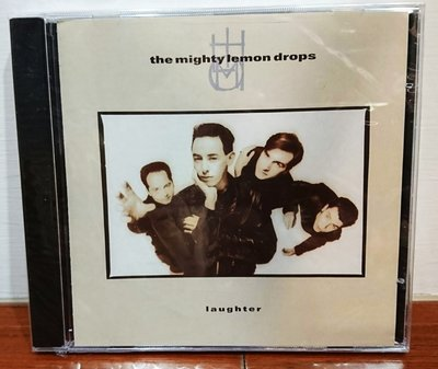 The Mighty Lemon Drops – Laughter (重發加值版)
