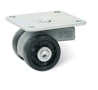 #人氣款# 輕型140kg平板萬向凱馬設備腳輪 ACTM-400 Swivel(價格不同 請諮詢後再下標)