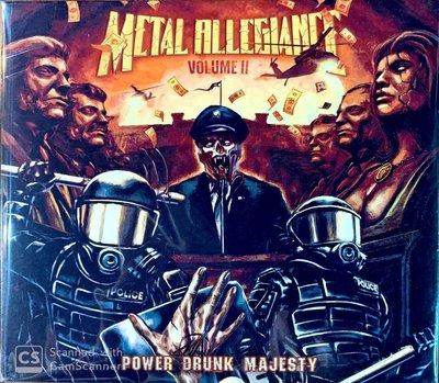 【搖滾帝國】美國鞭擊(Thrash)金屬樂團METAL ALLEGIANCE -Power Drunk Majesty