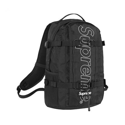 Supreme 18FW 45th 45代 Backpack 3M 反光 後背包 25L