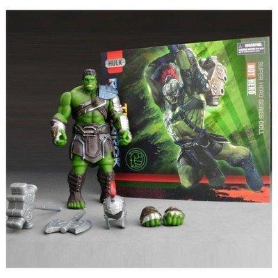 Cryin 日本帶回進擊的巨人/綠巨人漫威無敵浩克HULK 美隊復仇者聯盟4大號綠巨人玩具動漫手辦模型