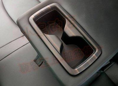 (小鳥的店)豐田 2019 5代 五代 RAV-4 RAV4 流木紋 後座置杯架 水杯架飾框 ABS水轉 toyota