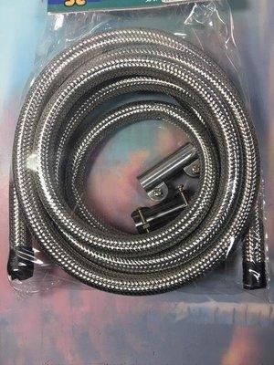 白鐵軟管附管束 15尺 H126【91081263】白鐵軟管 瓦斯爐配件 瓦斯管 廚房用品《八八八e網購